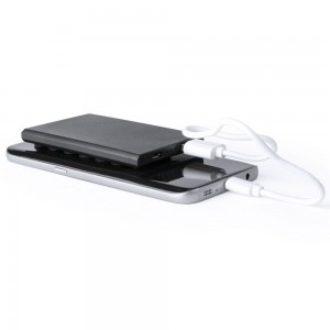 Power bank 2000 mAh V3736-03 (kolor: czarny)