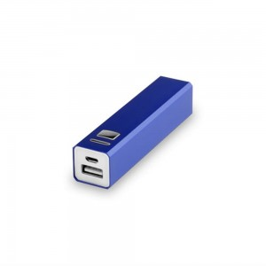 Power bank 2200 mAh V3336-11 (kolor: niebieski)